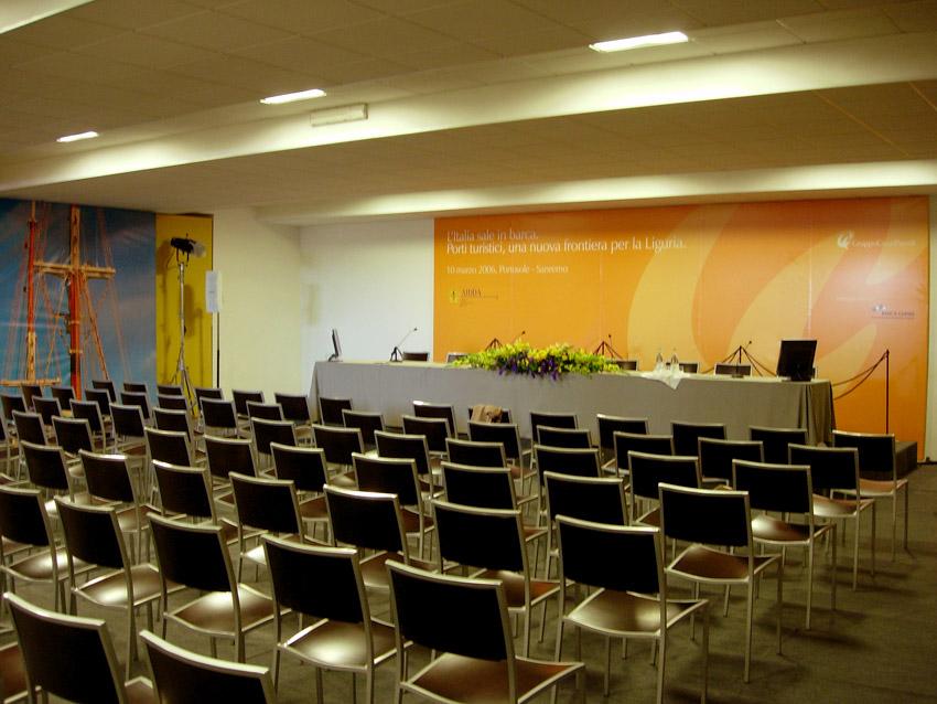 Gianluca Martini pubblicità grafica web seo social advertising Asti Torino Alba Piemonte Milano Stand Evento Nautico Aidda