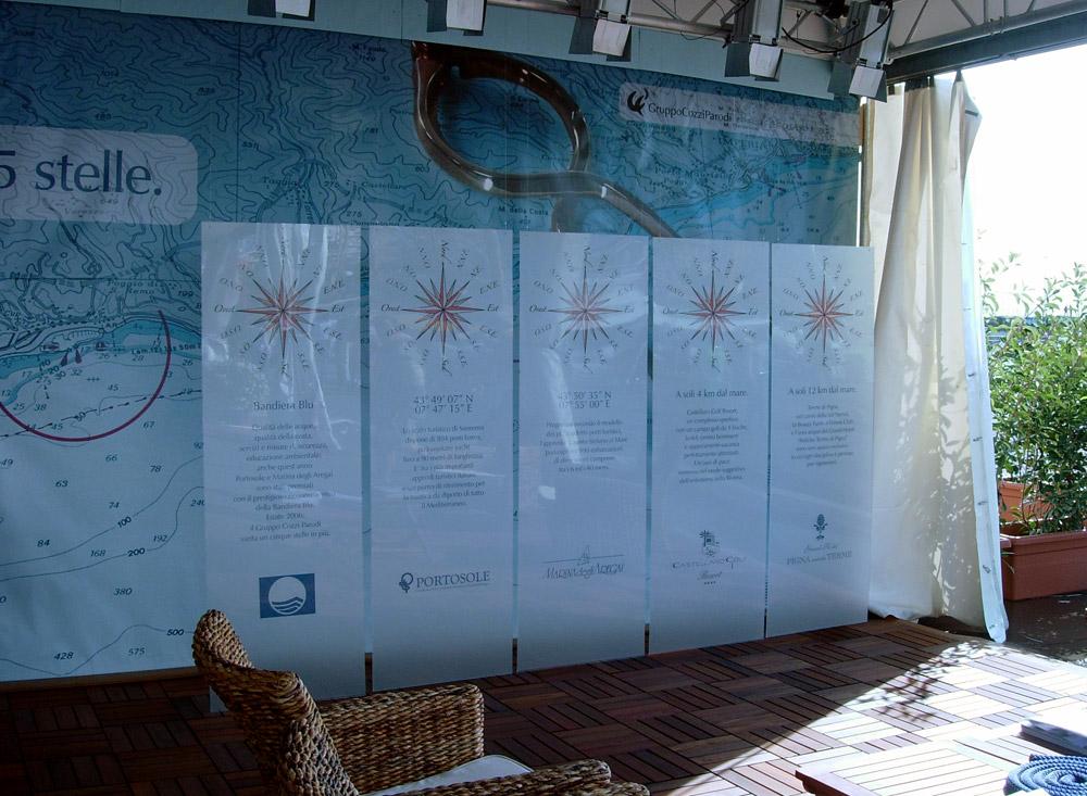 Gianluca Martini pubblicità grafica web seo social advertising Asti Torino Alba Piemonte Milano Stand Evento Vele d'Epoca